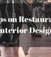 Getting Restaurant Interior Design Right