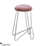 Loop Backless Bar Stool