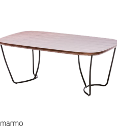 Loop Rectangular Table