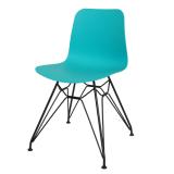 Arco Chair – Eifel Base – Turquoise
