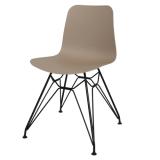Arco Chair – Eifel Base – Latte