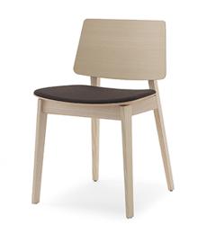 Mane Chair Upholstered