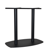 Plaza Bar Table Base 800x500MM