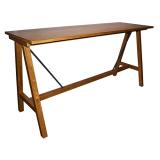 A-Frame Wooden Table Base 210cm