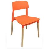 Anders Chair (Orange)