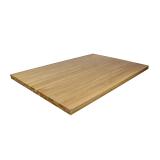 Solid American Oak Tabletop (1200×700)