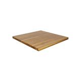 Solid American Oak Tabletop (600×600)