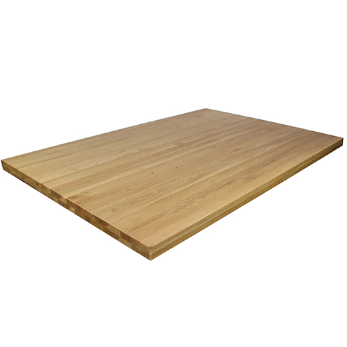 American Oak Timber Table Top