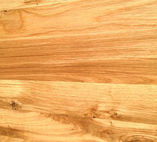 American Oak Timber Table Top