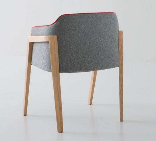 Chevalet Armchair
