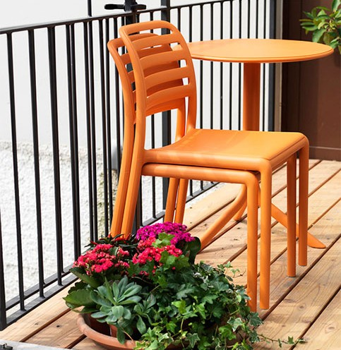 Costa Outdoor Cafe Chair