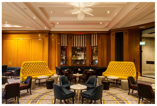 What makes a great restaurant or bar how do you ensure that the customers will have a great experience and want to return and how can the design of the