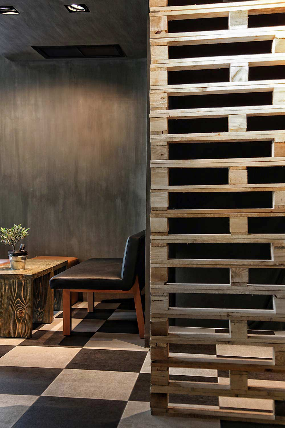 Timber In Restaurant Design