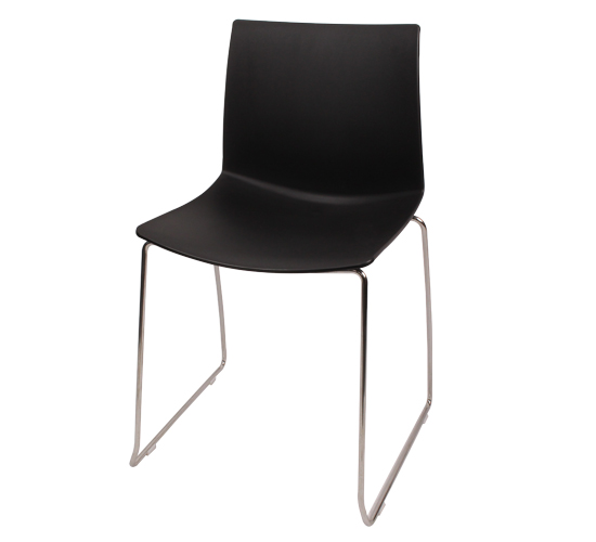 Kanvas Chair Sled Base