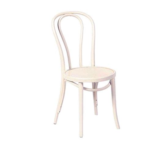 Princess Bentwood Chair Black and White