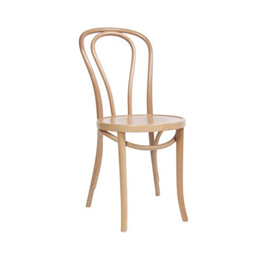 Princess Bentwood Chair – Embossed Seat