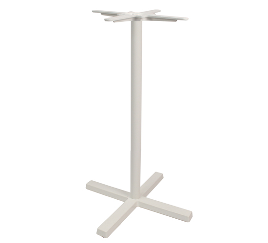 Concorde Dry Bar Base – White Powdercoated