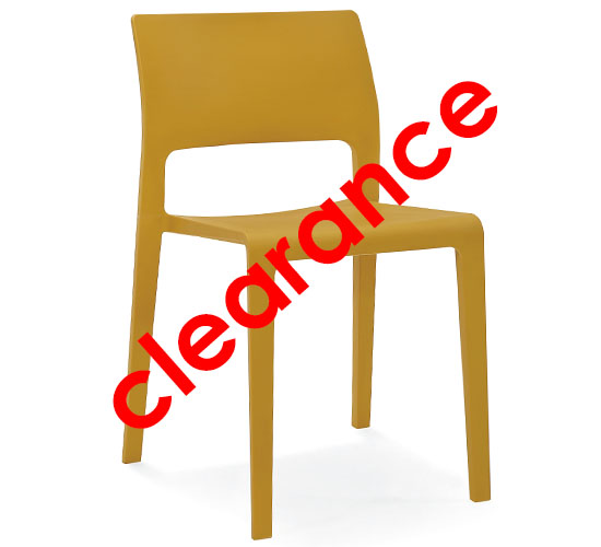 Nica Chair – Saffron Colour