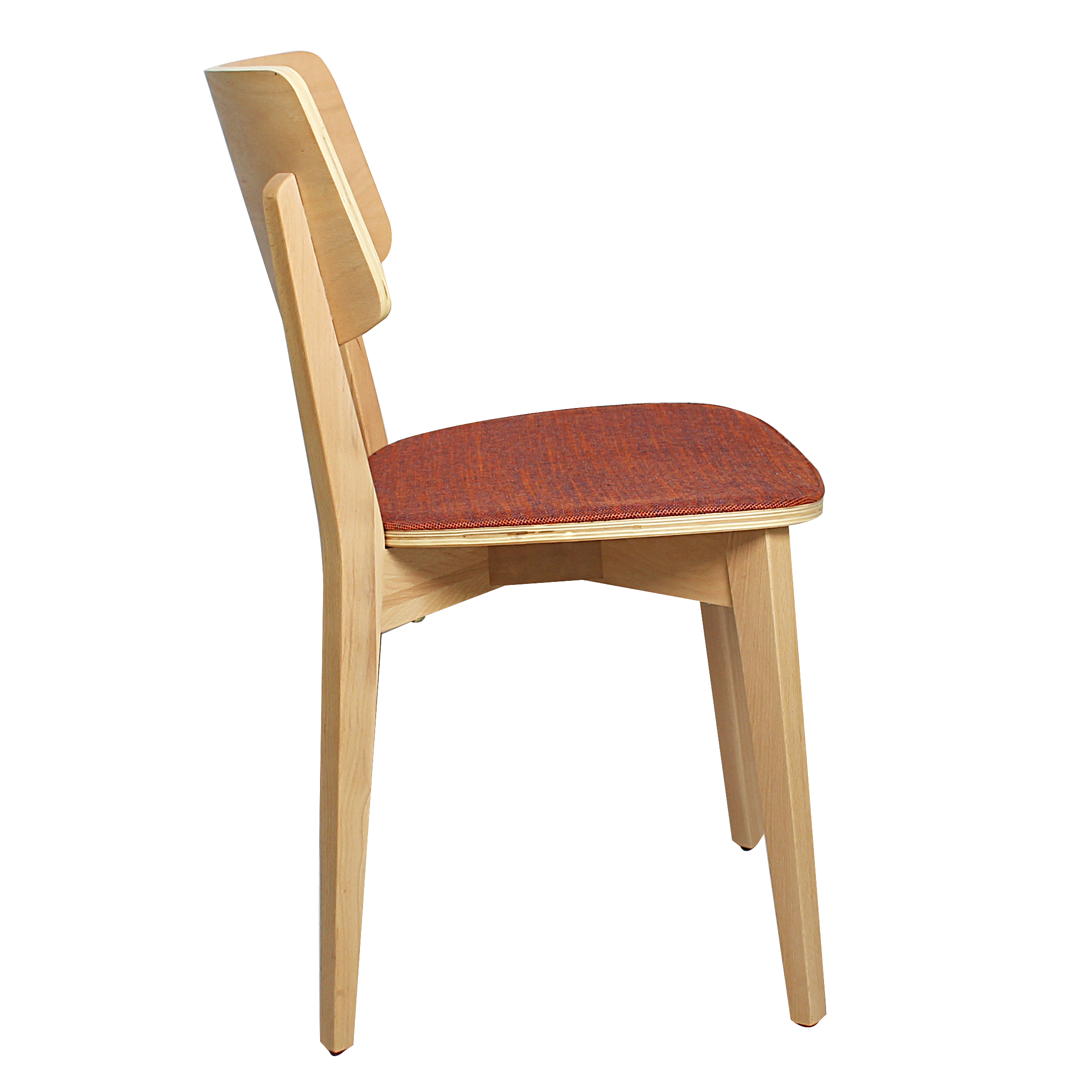 Otto Chair (Upholstered Seat Pad)