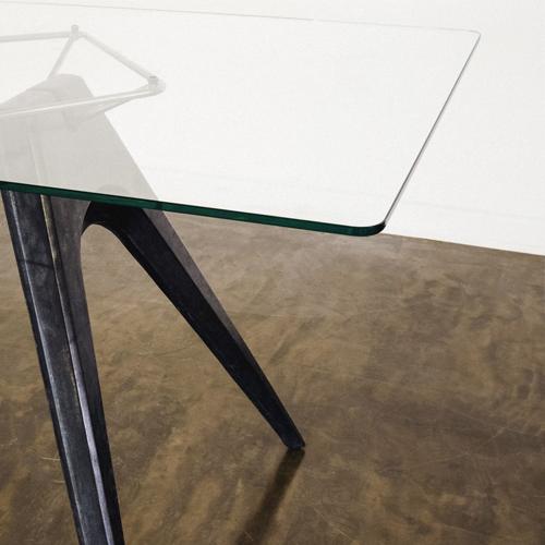Kahn High Dining Table