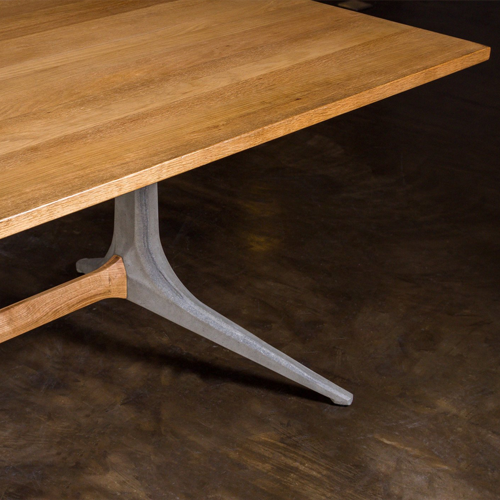 Kahn Trestle Dining Table