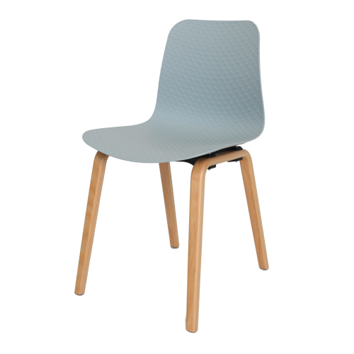 Arco Chair – Timber Loop Base