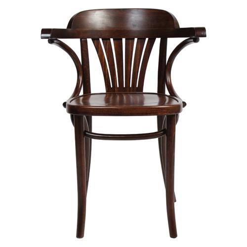 Deco Bentwood Armchair